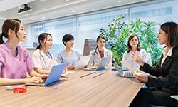 医師/看護師の採用体制構築・サムネイル
