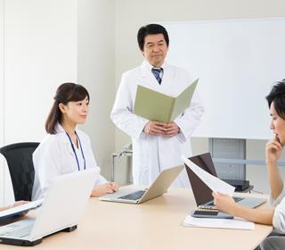 病院組織開発 マネジメント支援・イメージ